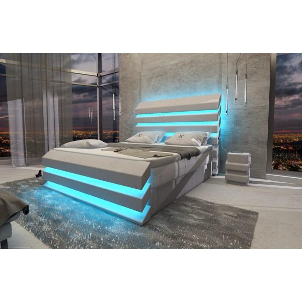 Canapé Design CLERMONT XL avec éclairage LED