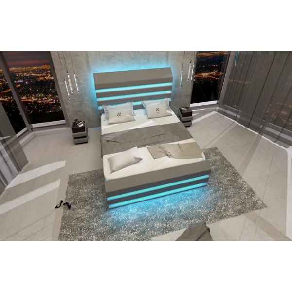 Canapé Design AVENTADOR CORNER XL avec éclairage LED