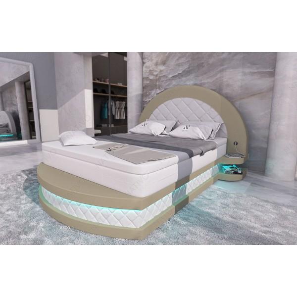 Canapé Design Profond SKYLINE avec éclairage LED