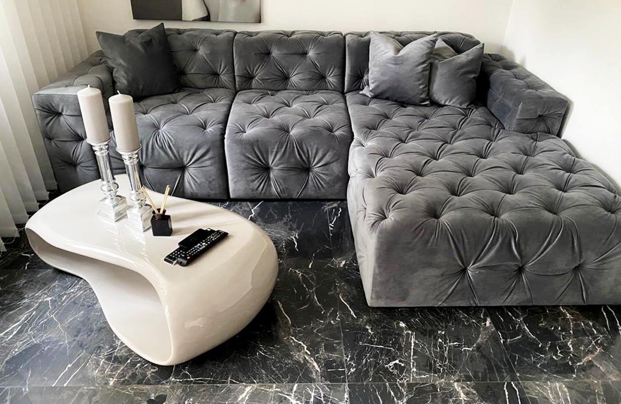 Canapé MINI en tissu