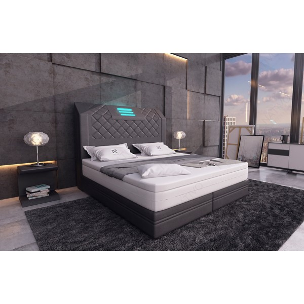 Canapé Design AVENTADOR CORNER XL avec éclairage LED NATIVO mobilier France