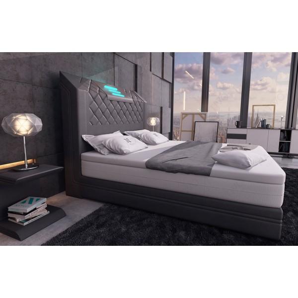 Canapé Design AVENTADOR CORNER avec éclairage LED NATIVO mobilier France