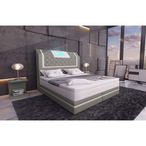 Canapé Design HERMES XXL avec éclairage LED NATIVO mobilier France