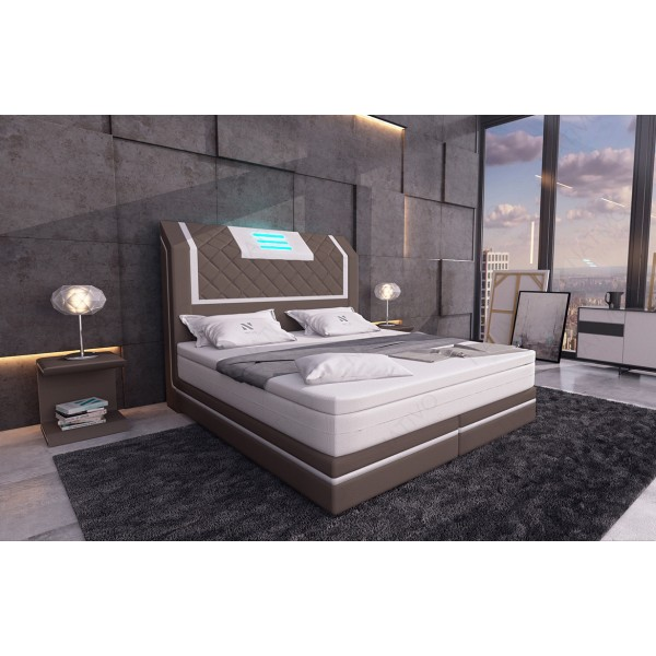 Canapé Design HERMES MINI avec éclairage LED NATIVO mobilier France