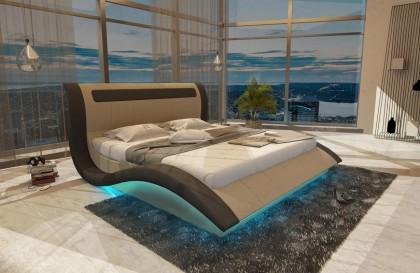 Lit Design COCO V2 avec éclairage