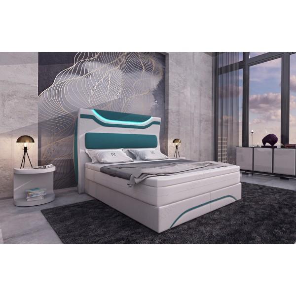 Canapé Design CLERMONT XXL avec éclairage LED NATIVO mobilier France