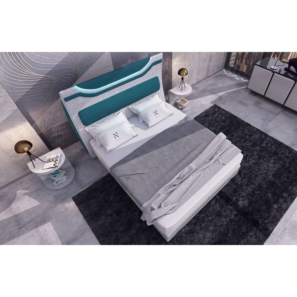 Canapé Design CLERMONT XL U avec éclairage LED NATIVO mobilier France