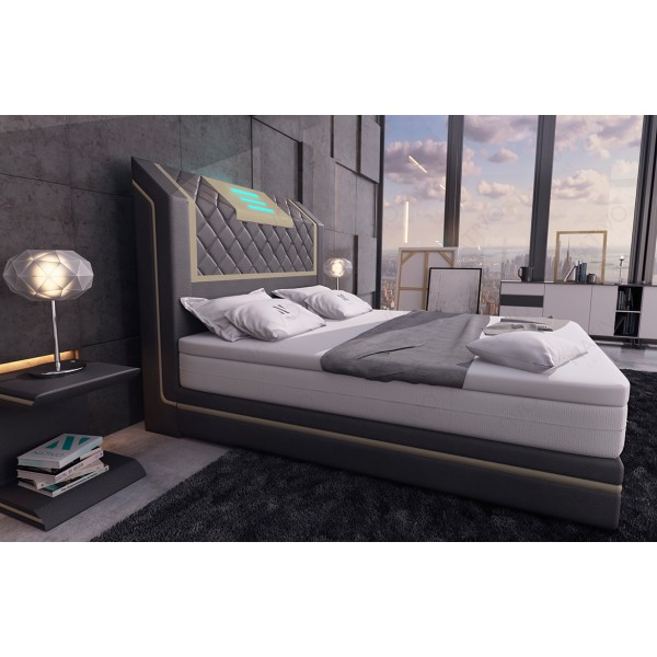 Canapé Design CESARO XL avec éclairage LED