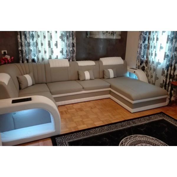 Table Design MARLIN en bois massif NATIVO™ mobilier France