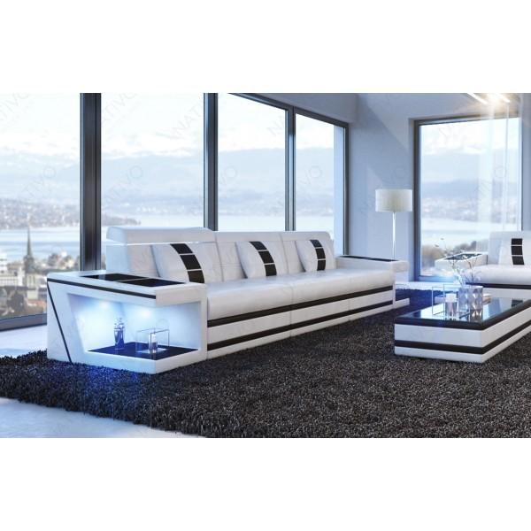 Canapé Lounge ATLANTIS XL v1 en rotin