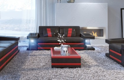 Set Lounge ATLANTIS 3+2+1 v1 en rotin NATIVO™ mobilier France