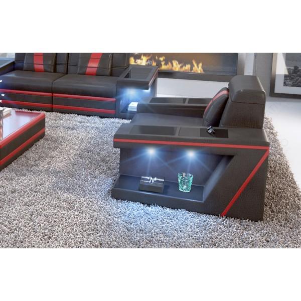 Set Lounge ATLANTIS 2+1+1 v1 en rotin NATIVO™ mobilier France