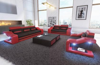 Canapé Lounge ATLANTIS MINI v2 en rotin NATIVO™ mobilier France