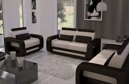 Table Design CAMELOT v.3 en bois massif