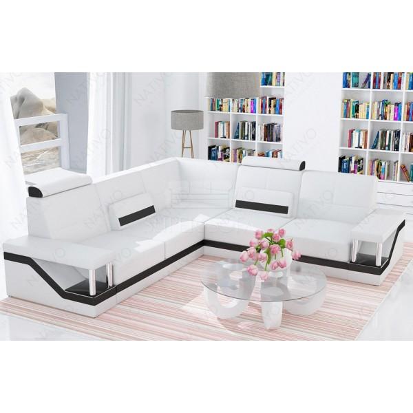 Table basse en rotin MESIA NATIVO™ mobilier France