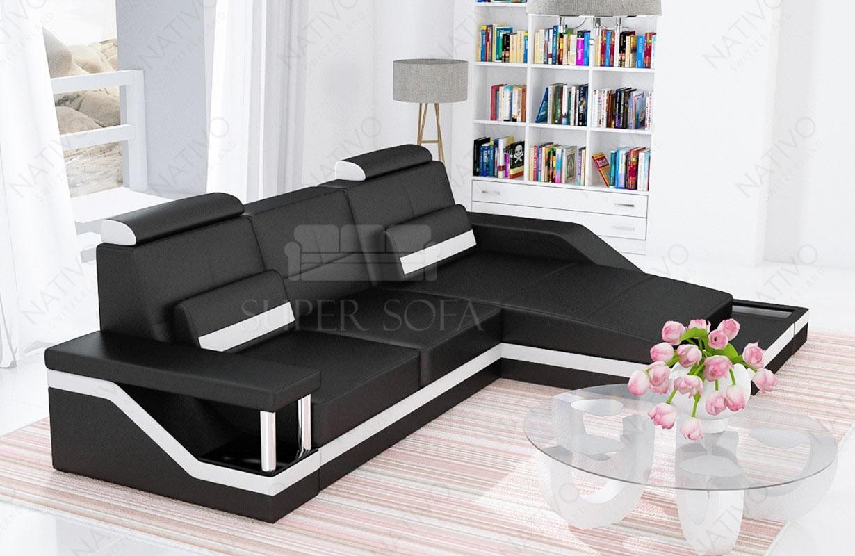 Canapé Design ANGEL MINI avec éclairage LED
