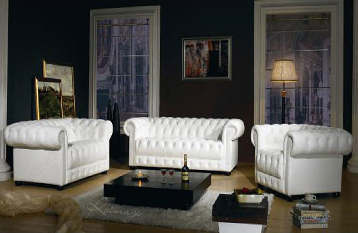Canapé Design CHESTERFIELD  3+2+1