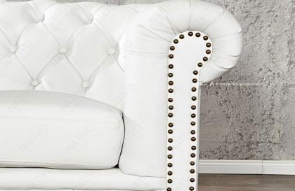 Canapé Lounge MESIA CORNER v1 en rotin