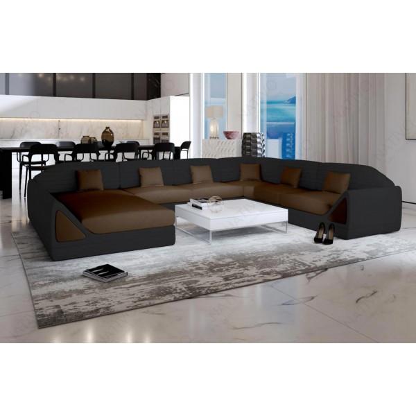 Canapé Lounge MESIA MINI v1 en rotin NATIVO™ mobilier France