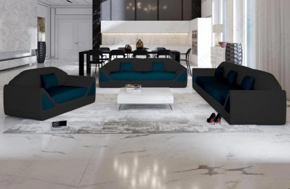 Fauteuil Lounge MESIA v1 en rotin