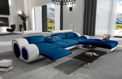 Fauteuil Lounge CLERMONT v1 en rotin