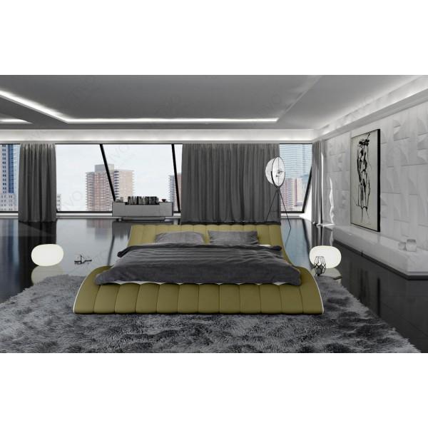 Canapé Lounge CLERMONT CORNER v2 en rotin NATIVO™ mobilier France