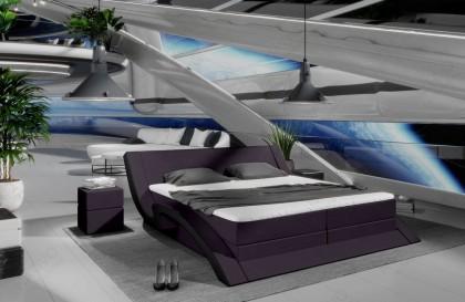 Canapé Lounge AVENTADOR MINI v2 en rotin