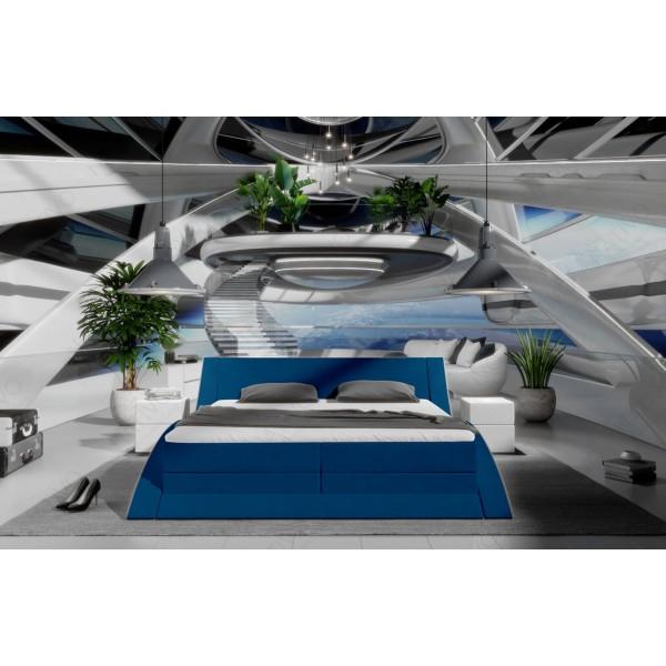 Canapé Lounge AVENTADOR MINI v2 en rotin NATIVO™ mobilier France