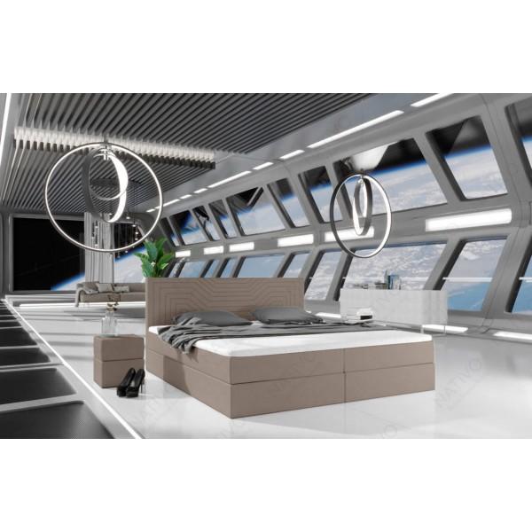 Table Design CAMELOT v.2 en bois massif NATIVO™ mobilier France