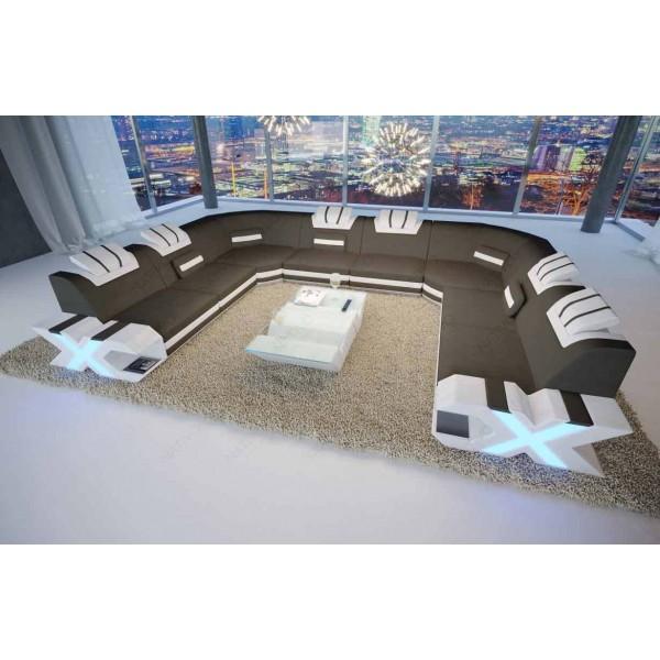 Fauteuil Design CLERMONT MINI avec éclairage LED NATIVO™ mobilier France
