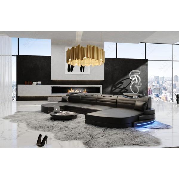 Fauteuil Design AVENTADOR avec éclairage LED NATIVO™ mobilier France