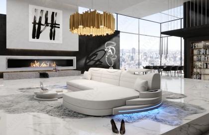 Fauteuil Design MATIS avec éclairage LED NATIVO™ mobilier France