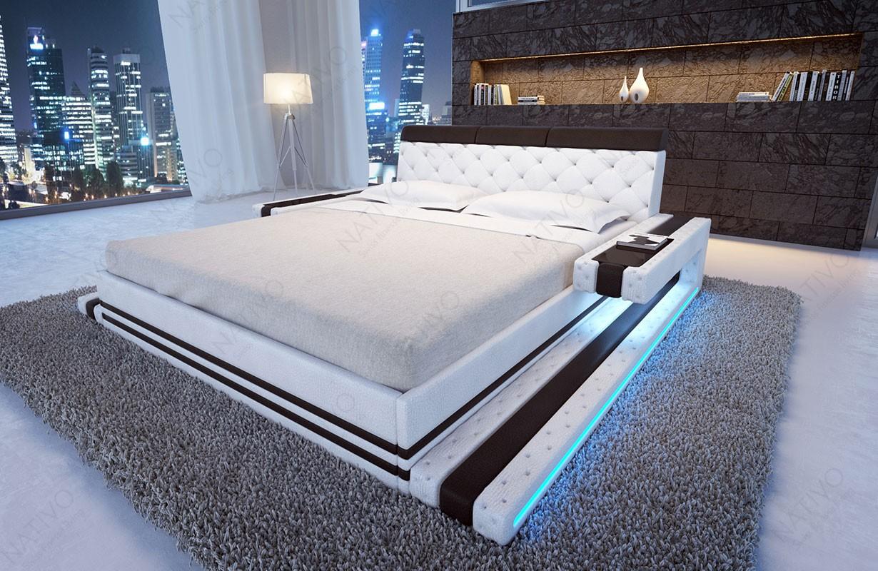 Lit Design IMPERIAL avec éclairage LED
