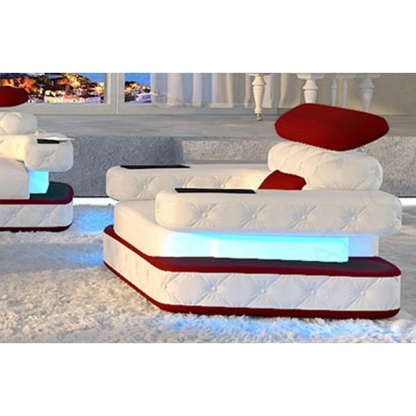 Canapé Design IMPERIAL MINI avec éclairage LED