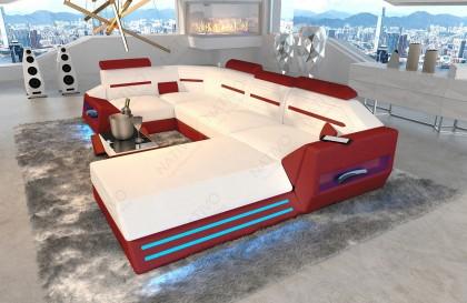 Salon Lounge en rotin MEMFIS jardin (4 pièces) V1