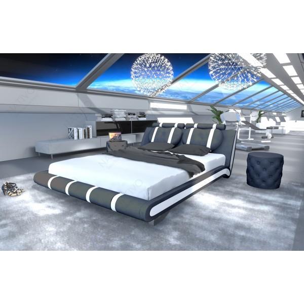 Canapé Design CESARO 3+2+1 avec éclairage LED