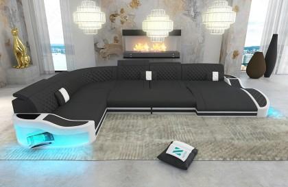 Lit Design FLOYD avec éclairage LED