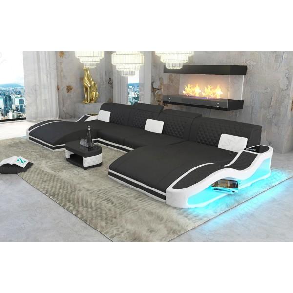 Lit Design VENUM avec éclairage LED