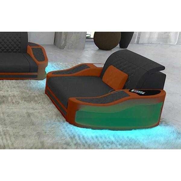 Canapé Design MATIS MINI avec éclairage LED