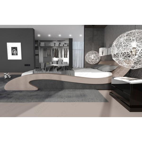 Canapé Design SPACE CORNER avec éclairage LED