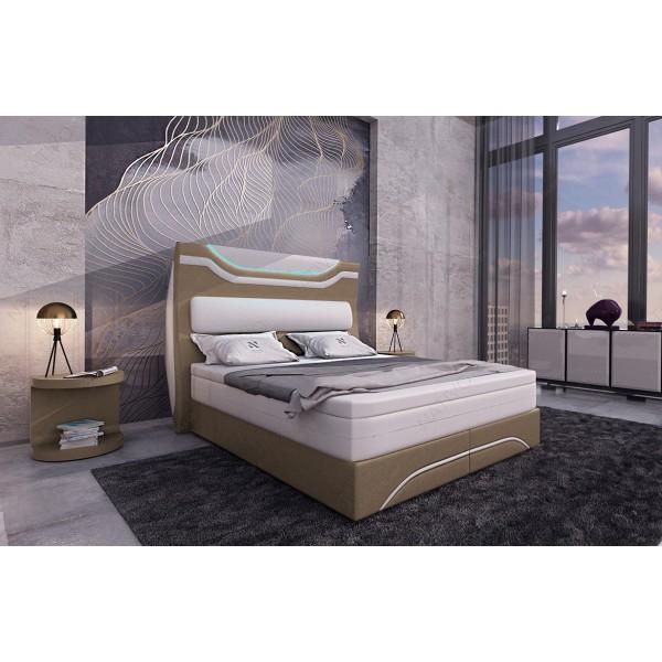 Canapé Design AVENTADOR CORNER avec éclairage LED