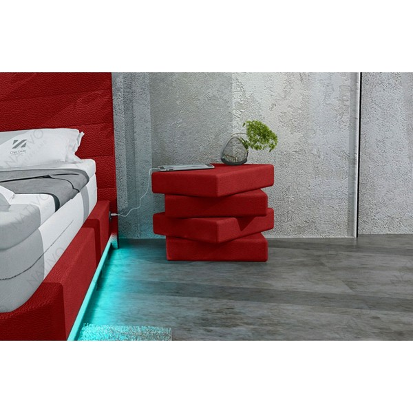 Canapé Design MIRAGE XXL avec éclairage LED