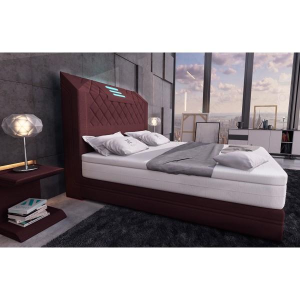 Canapé Design MESIA XXL avec éclairage LED