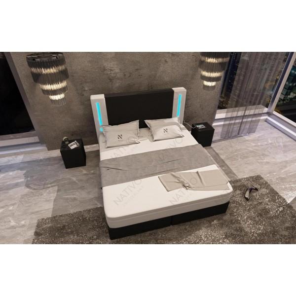 Canapé Design MESIA XL avec éclairage LED