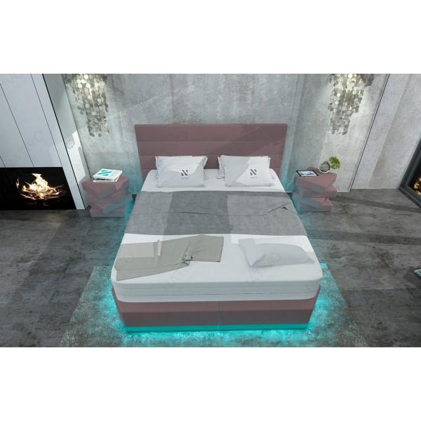 Canapé Design CAREZZA XXL avec éclairage LED