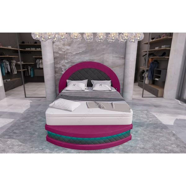Canapé Design CLERMONT XXL avec éclairage LED