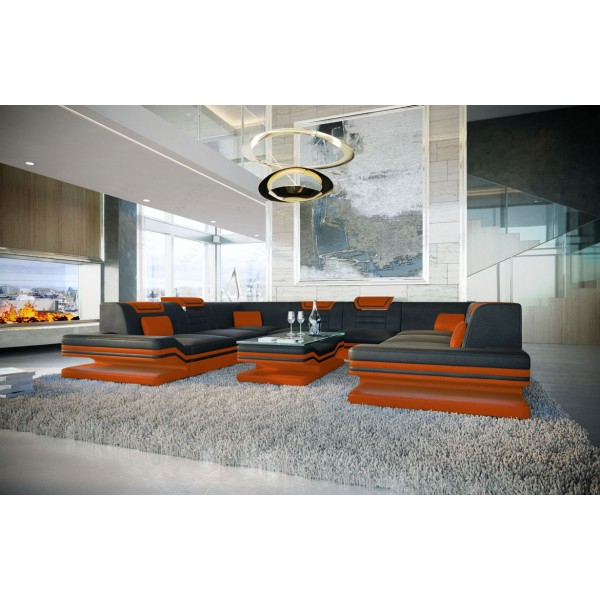 Canapé CHESTERFIELD GREY 3 Places
