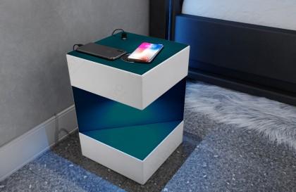 Canapé Design SUN XXL avec étagère intégrée