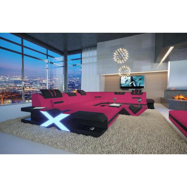 Canapé Design SPACE MINI avec éclairage LED