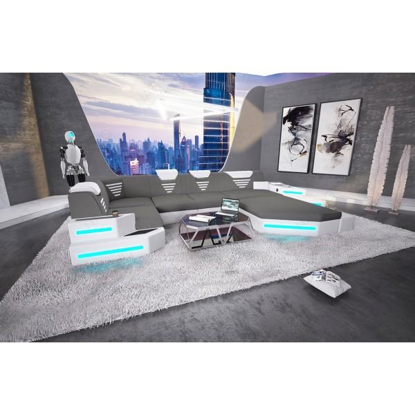 Canapé Design BARACUDA avec fonction relax